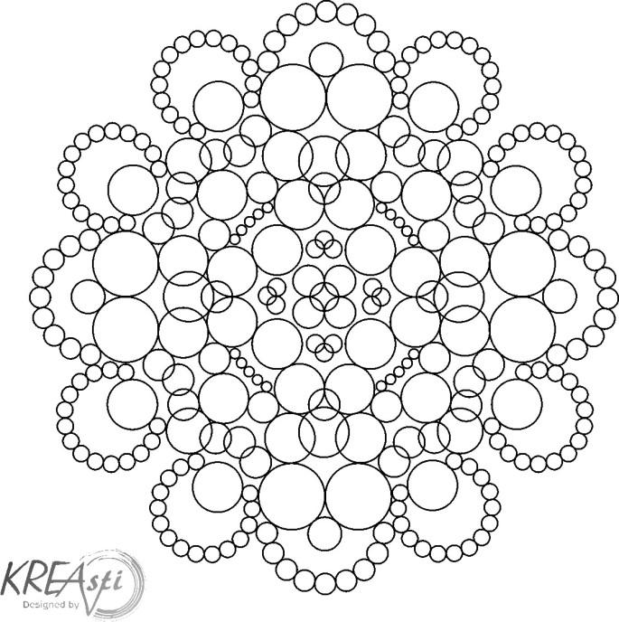 Mandala Kreis